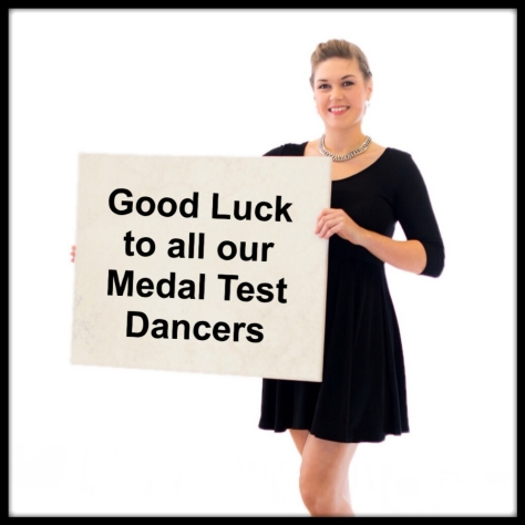 dance photo good luck