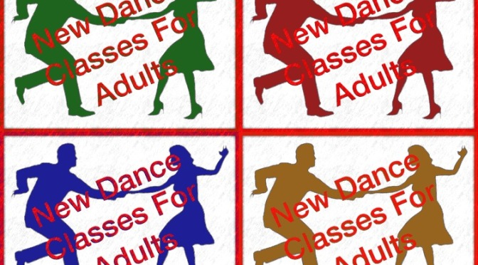 New Dance Classes for Adults Start Soon